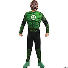 Kilowog Green Lantern Costume for Boys