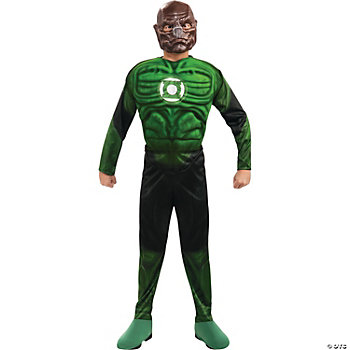 Green Lantern™ Kilowog Boy's Costume