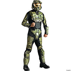 Halo 3 Deluxe Master Chief Costume for Men