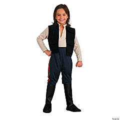 Star Wars™ Han Solo Deluxe Boy's Costume