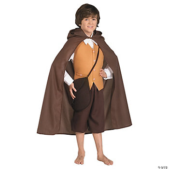 Lord Of The Rings™ Hobbit Boy's Costume. Choose this fun polyester Lord Of ...