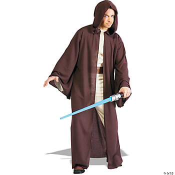 Jedi Robe Deluxe Adult Men's Costume