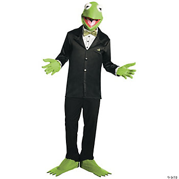 Kermit Small Adult's Costume
