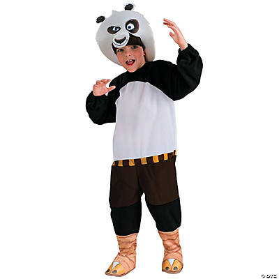 Kung Fu Panda Costume for Kids