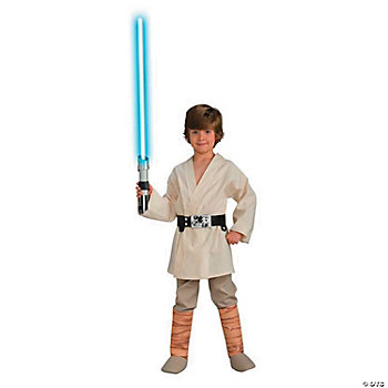 Star Wars™ Luke Skywalker Deluxe Boy's Costume