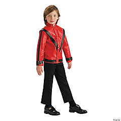 Michael Jackson Thriller Jacket Boy's Costume