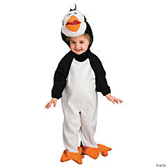 Madagascar Penguin Rico Toddler Kid's Costume