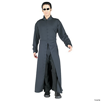 Matrix Neo Adult Men's Costume