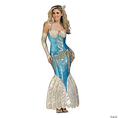 Mermaid Standard Adult Women's Costume