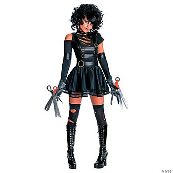 Miss Scissorhands Adult Women's Costume