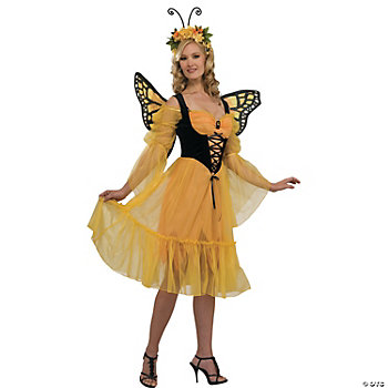 Monarch Butterfly Adult Women's Costume