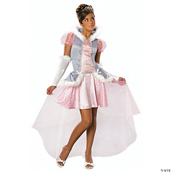 Posh Princess Girl's Costume