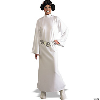 Star Wars™ Princess Leia Deluxe Adult Women's Costume