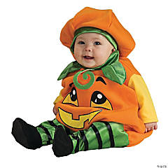 Pumpkin Jumper Infant Kid's Costume