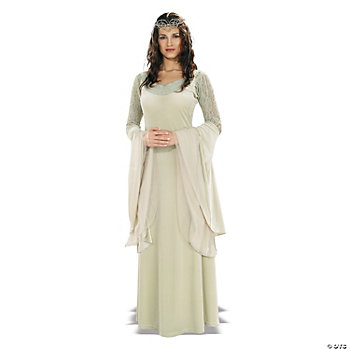 Lord Of The Rings™ Queen Arwen Deluxe Adult Women's Costume