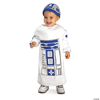 Star Wars™ R2D2 Boy's Costume