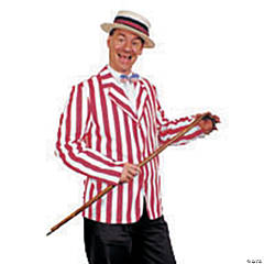 Roaring '20s Blazer Adult Men's Costume