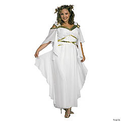 Roman Goddess Adult Women's Costume