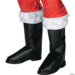 Deluxe Santa Boot Top Covers