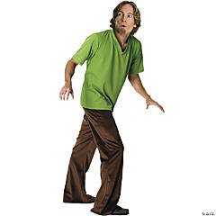 Shaggy Standard Adult Men's Costume