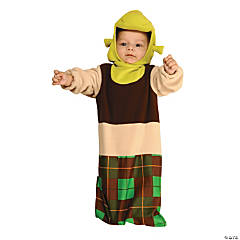Shrek Bunting Infant Kid's Costume