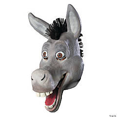 Shrek Donkey Latex Mask