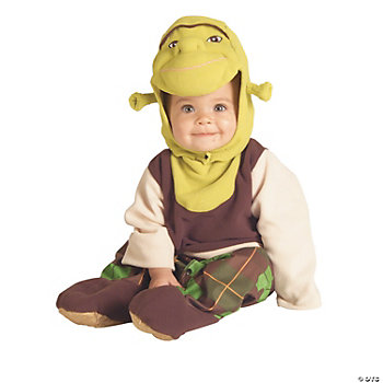 Shrek Romper Infant Kid's Costume