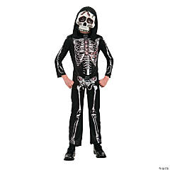 Skeleton Kid's Costume