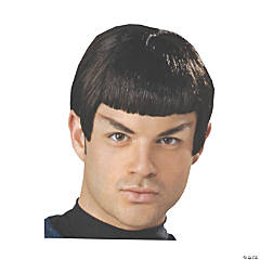 Star Trek™ Costume Spock Wig with Ears