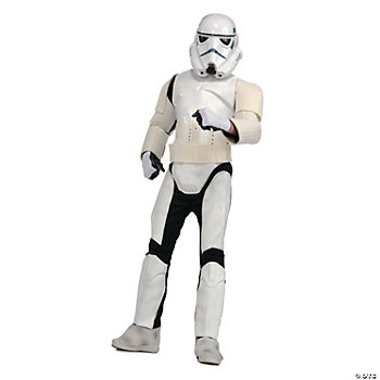 Star Wars™ Stormtrooper Deluxe Adult Men's Costume