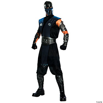 Subzero Adult Men's Costume