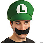 Super Mario Luigi Kit Costume Kit