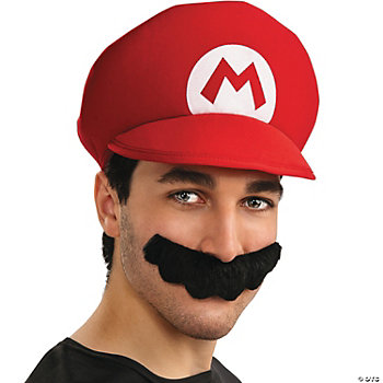 Super Mario Mario Kit Adult Costume