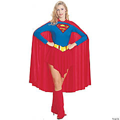 Adult Woman's Supergirl Costume