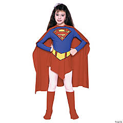 Kid's Supergirl Costume