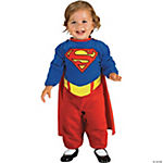 Supergirl Infant Girl's Costume