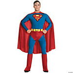 Superman Adult Men's Costume