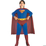 Superman Boy's Costume