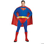 Superman™ Muscle Chest Costume for Men