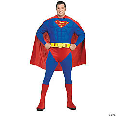 Superman™ Muscle Chest Adult Men's Costume