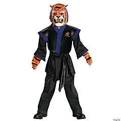 Tiger Ninja Kid's Costume