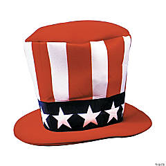 Uncle Sam Hat Foam