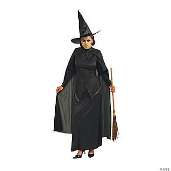 Wizard Of Oz™ Wicked Witch Adult Women's Costume