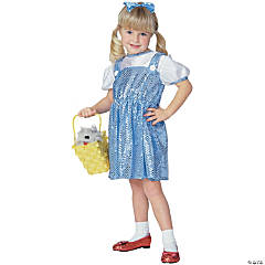 Wizard Of Oz Lil' Dorothy Toddler Girl's Costume