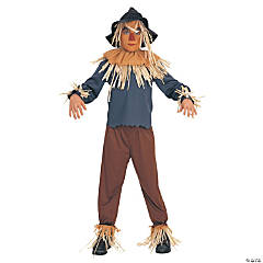 Wizard Of Oz Scarecrow Kid's Costume
