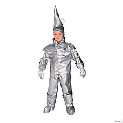 Wizard Of Oz Tin Man Costume for Boys