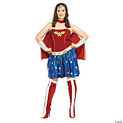 Wonder Woman Plus Size Adult Women's Costume