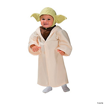 Yoda Toddler Kid's Costume