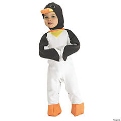 Penguin Romper Costume