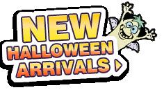 New Halloween Arrivals